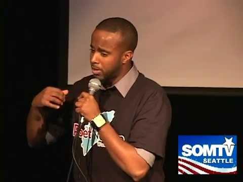 Part 1 UW Somali Students Association And Worldwide Somali Students & Professionals Seattle,WA