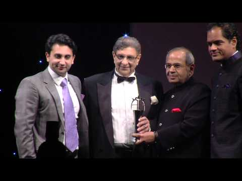 Business Leader of the Year - Cyrus Poonawalla - The 4th Asian Awards