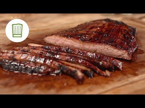 Flank Steak vom Grill: Ein ganz besonderer Leckerbissen | Chefkoch.de