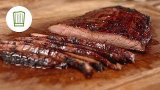 Flank Steak vom Grill: Ein ganz besonderer Leckerbissen #chefkoch