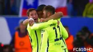 MSN ● Messi Suárez Neymar - Best Goal of the season 2014/15 | HD