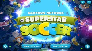 Cartoon Network Games: Superstar Soccer