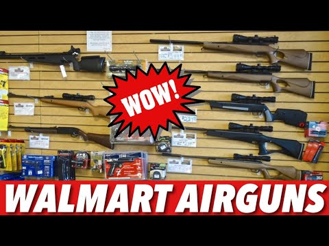 Walmart Airguns
