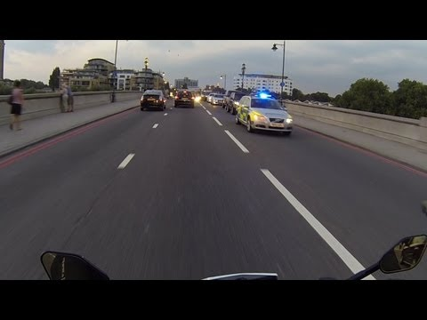 Police - Possible ANPR activation