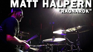 Meinl Cymbals Matt Halpern ?RAGNAROK? - Meinl Drum Festival Video