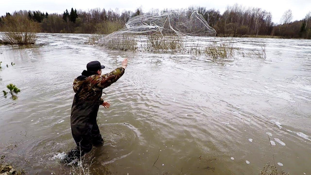 рыбалка как правильно забрасывать парашют