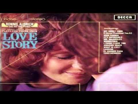 Ronnie Aldrich   Love Story (1970) GMB
