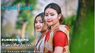 Lajuki lajuki||New Assamese WhatsApp status||Assamese viva video||Love song