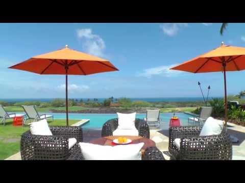 Tropical Big Island Hideaway at Hualalai Resort
