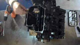 2016 07 12a Remontage provisoire carter moteur inf pour demontage AAC et culasse