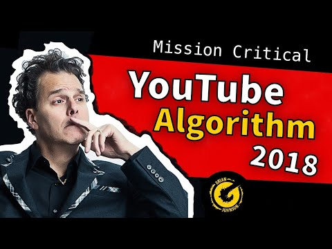 YouTube Video Structure to Trigger the Algorithm