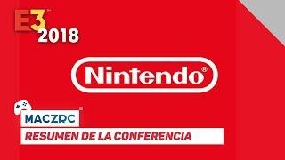 Conferencia Nintendo Direct E3 2018   Resumen