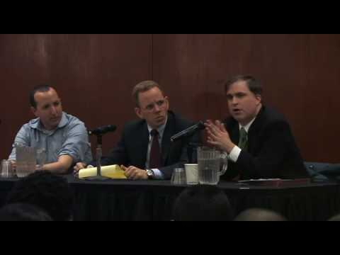 NYU Law - Leaders in Public Interest Series: The Future of National Security Law