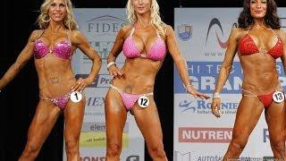 IFBB Bikini Fitness Athlete | Competition