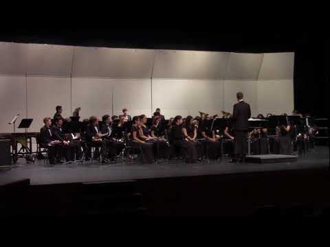 New Caney High School Symphonic Band UIL Concert & Sight-reading - 2018