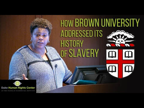 Begin with a Clock: How Brown University Addressed its Conne