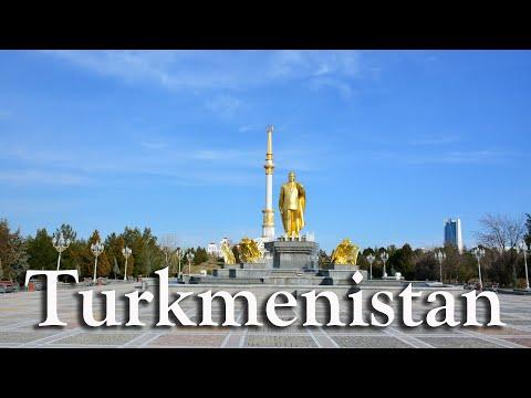 Traveller Concept - Turkmenistan