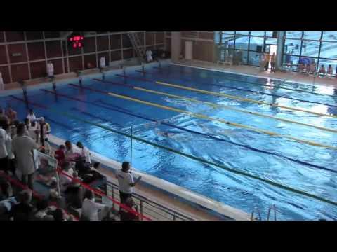 4x200 sf Women Finswimming European Junior Championship 2009