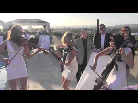 Paradise (Coldplay Cover) - Los Angeles String Trio/Quartet Event