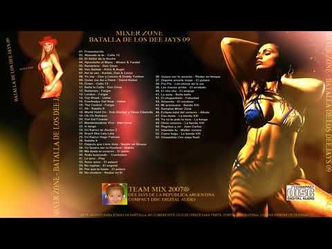 MIXER ZONE - BATALLA DE LOS DJS 09 (2007)
