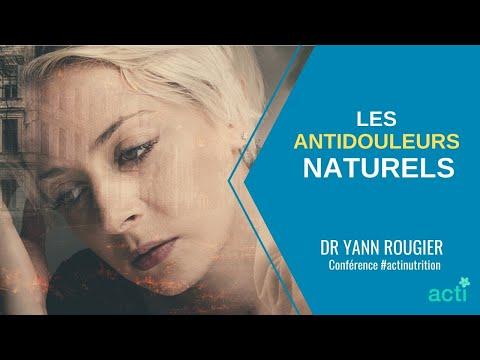 🌳 10 Antidouleurs puissants et naturels à connaître - Conférence Dr Yann Rougier #21