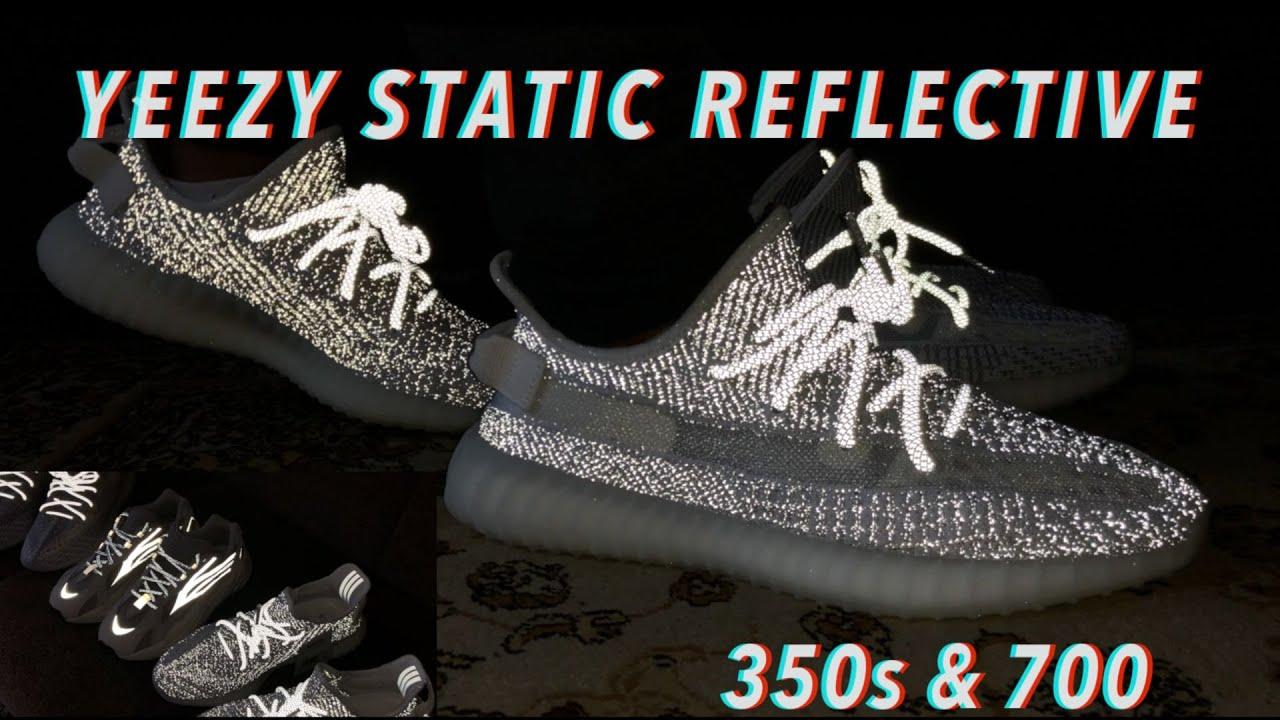 Adidas yeezy 350 v2 static reflective