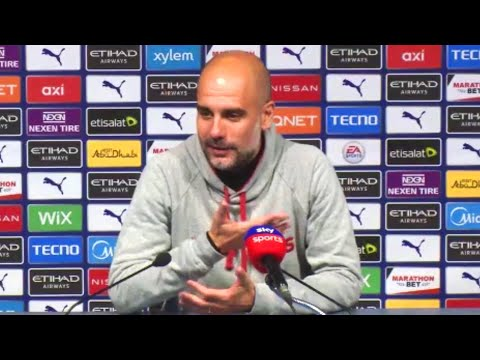 Man City 1-2 Chelsea - Pep Guardiola - Post-Match Press Conference - Part 1/2