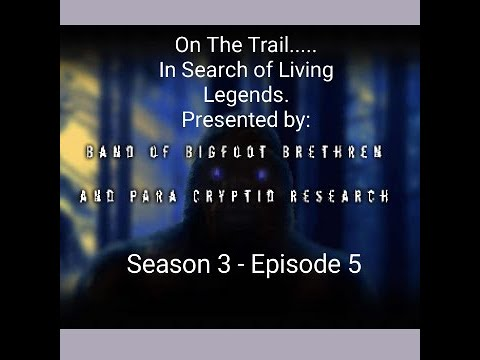 Download On The Trail....in Search of Living Legends - Season 3 - Episode 5 - The unknown of the undiscovered