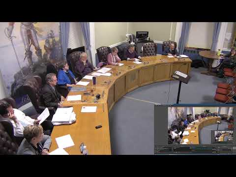 City of Plattsburgh, NY Meeting  11-7-19