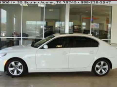 2008 BMW 5 Series 528i $33,688.00 - YouTube