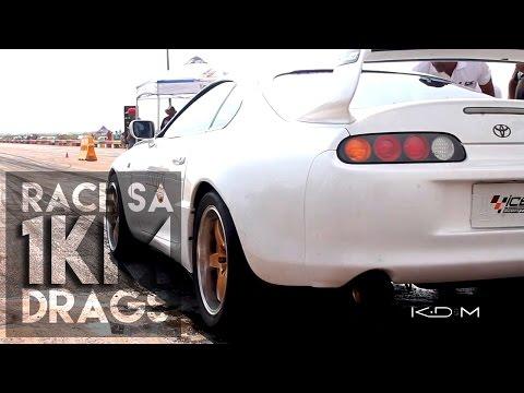 RACE SA 1KM DRAG RACING   KD&M