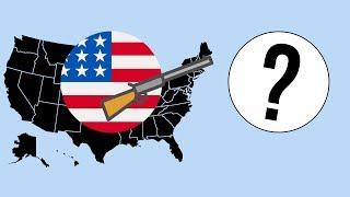5 войн США на собственной земле