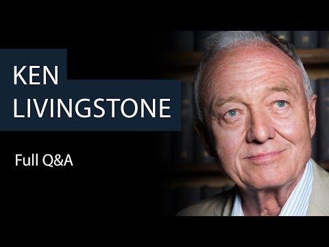 Ken Livingstone  Full Q&A  Oxford Union