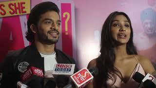 Is She Raju Trailer Launch Ansh Gupta, Aditi Bhagat, Amit Behl