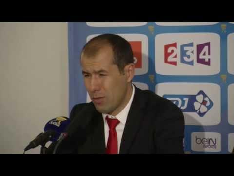 Coupe de la Ligue : Leonardo Jardim après la qualification de Monaco contre Lyon