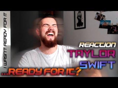 TAYLOR SWIFT - ...READY FOR IT? | SINGLE REACTION / REACCIÓN