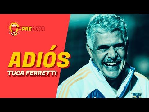 El retiro del Tuca Ferretti | La Precopa | Los Pleyers