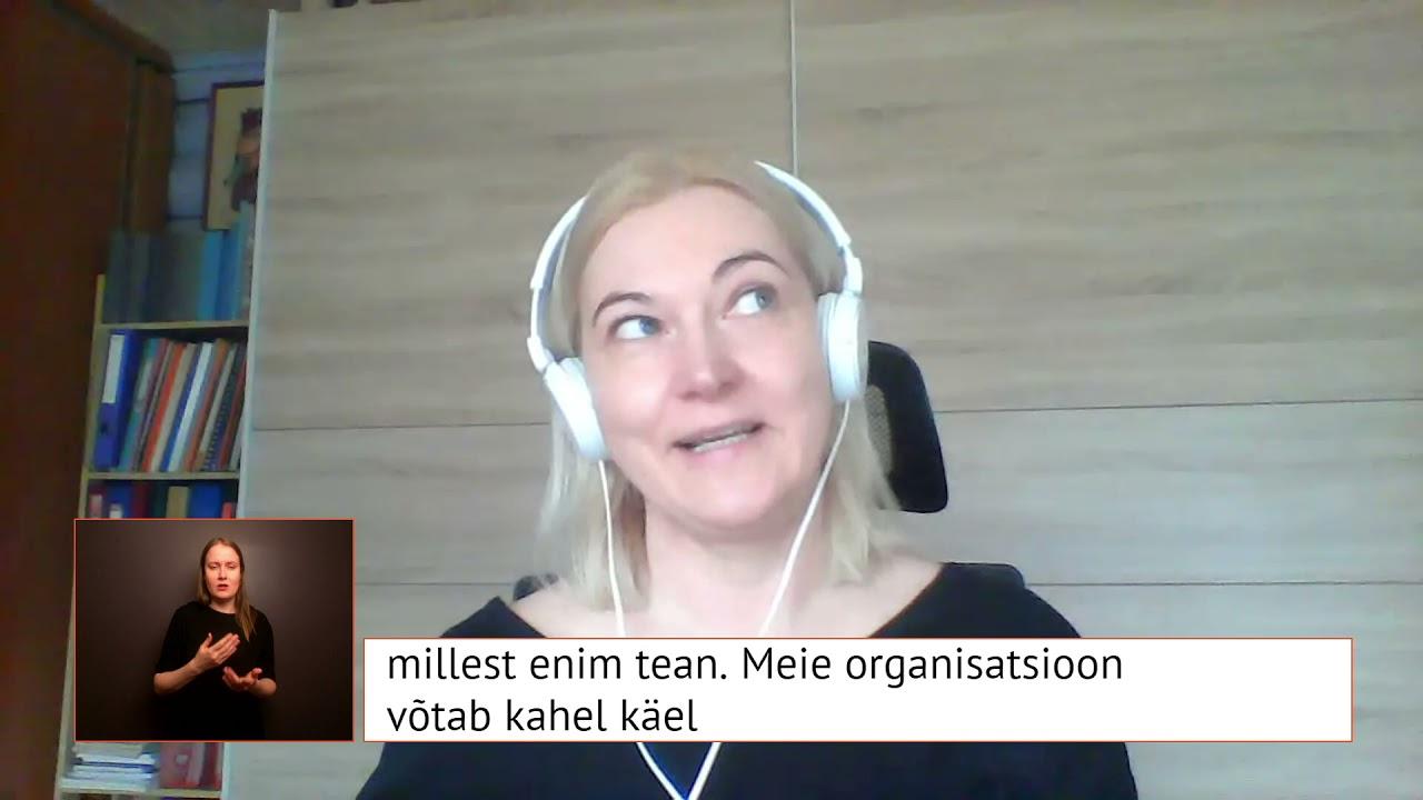 Milliseid võimalusi pakub vabatahtlik töö? - Õnne Liv Valberg