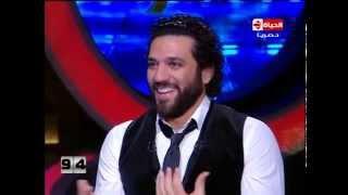 100 سؤال - الفنان حسن الرداد لــ راغدة شلهوب : انتوا برنامج الــ