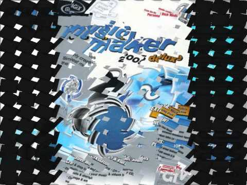 Magix Music Maker 2005 - Around the world