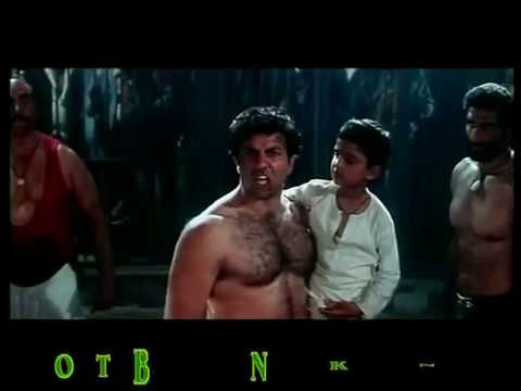 GHATAK NON VEG AND GAALI GALOCH WALE DIALOGUES OF DENNY AND SUNNY DEOL EDITED BY HKM NON VEG