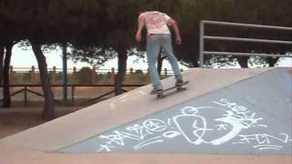 skatepark matalascaña (huelva) willy mugre