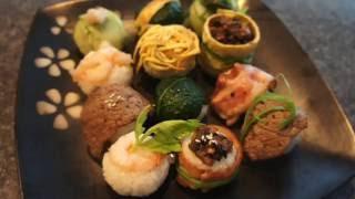 【食戟之灵贰 料理菜谱11】Temari Sushi 手鞠寿司