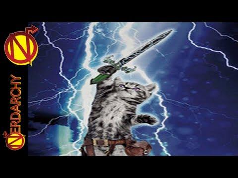 Lightning Kitty Storm Sorcerer Tabaxi 5E D&D Character Build - YouTube