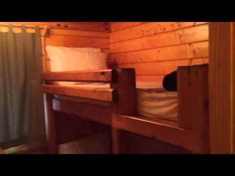 Frontiertown Ocean City Maryland Deluxe Cabin Youtube