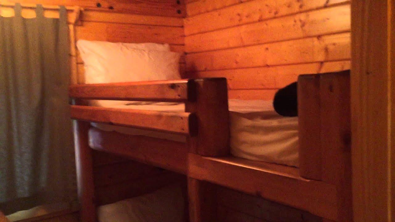 Frontiertown Ocean City Maryland Deluxe Cabin