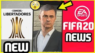 FIFA 20 - NEW THINGS COMING SOON, NEW LICENCE, NEW FACES, NEW PATCH