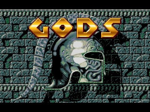 Gods - Intro/Opening - (Roland MT-32) MS-DOS Game