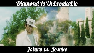 Video JoJo Live Action - Jotaro vs. Josuke 『HD』 download MP3, 3GP, MP4, WEBM, AVI, FLV November 2019