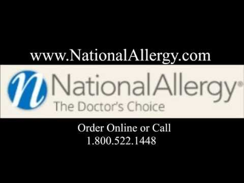 National Allergy: Allergy Bedding